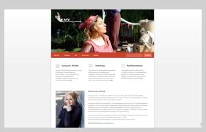Screenshot www.akma.ch