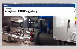 Präsentation Anergienetz ETH Hönggerberg
