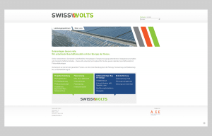 Website Swissvolts