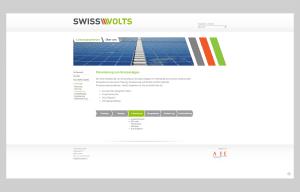 Website Swissvolts