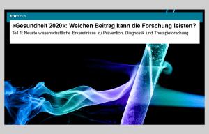 ETH-Gesundhgeitsgespräch 2014