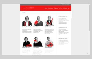 Website Mittwochgesellschaft Meilen